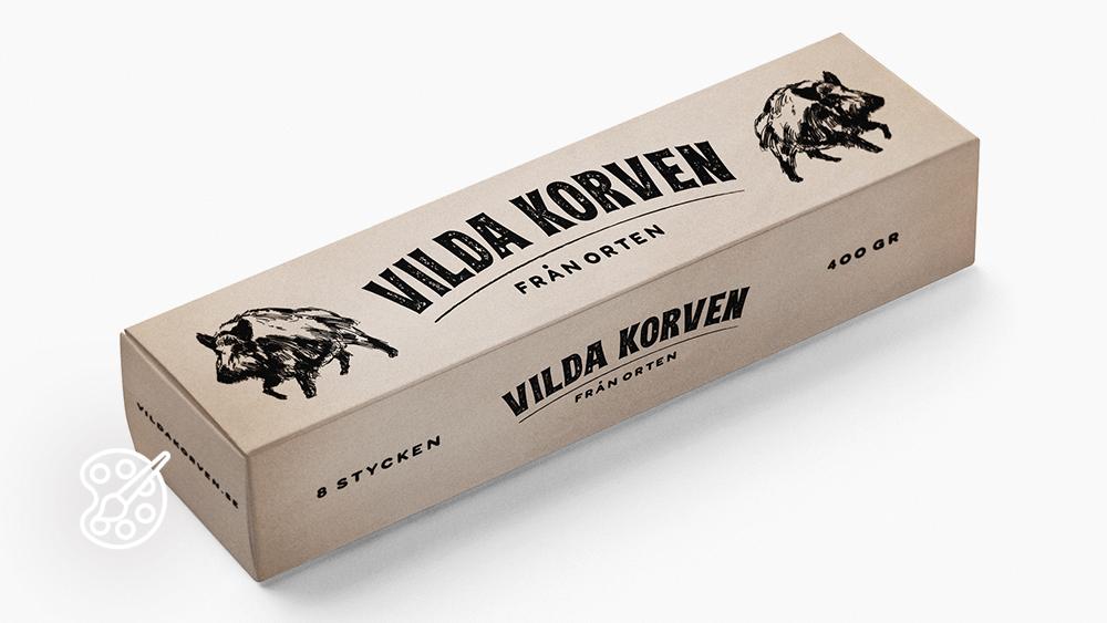 Vilda Korven